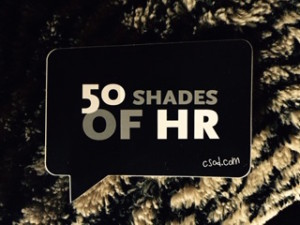 50 Shades of HR