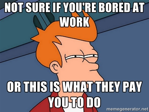 What to do on the Internet if at work it is boring