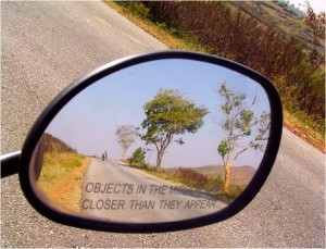 Rear-view-mirror-caption
